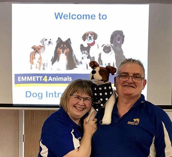 EMMETT 4 Animals Instructors and Tutors