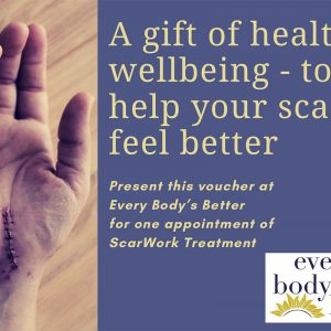 Help Your Scars Feel Better